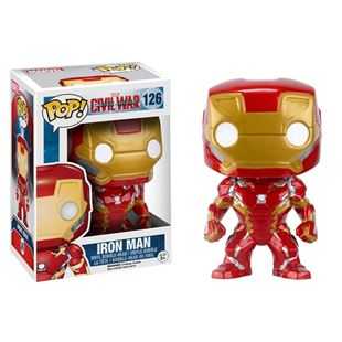POP! Vinyl: Civil War Iron Man