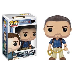 POP! Vinyl: Uncharted 4: Nathan Drake