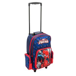 Spiderman Backpack and Trolley