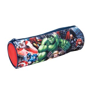 Avengers Barrel Pencil Case