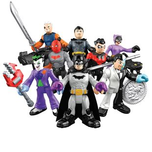 Imaginext DC Super Friends Mini Figure Blind Bag - Assortment