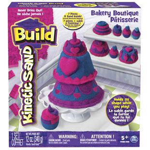 Kinetic Sand Build Bakery Boutique
