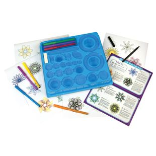 Cool Create The Original Spirograph Set With Markers