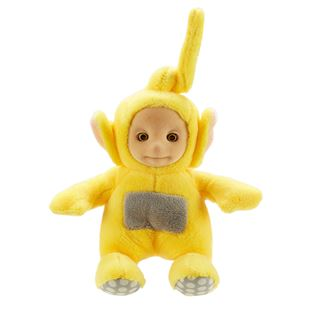 Teletubbies Supersoft Collectable Laa-Laa Plush
