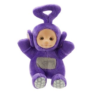 Teletubbies Supersoft Collectable Tinky Winky Plush