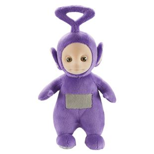 Teletubbies 8 Inch Talking Po Plush Tinky Winky