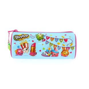 Shopkins Barrel Pencil Case