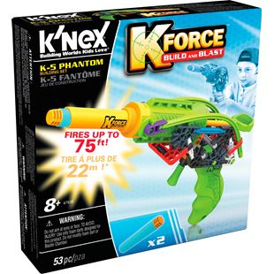 K'NEX K-Force K-5 Phantom Blaster