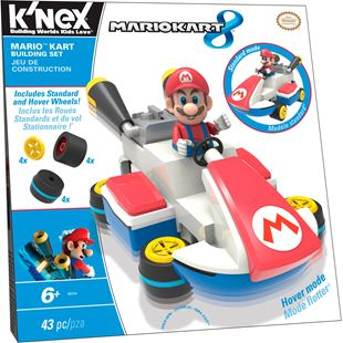 K'NEX Mario Kart 8 Kart Assortment