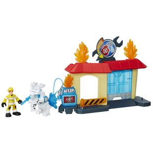 Playskool Heroes Transformers Rescue Bots Griffin Rock Rescue Adventure- Assortment