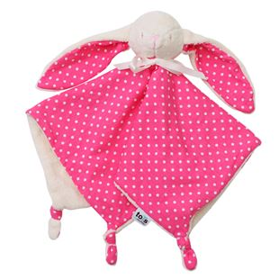 toTs by smarTrike Joy Bunny Comforter - Pink