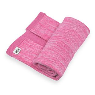 toTs by smarTrike Joy Knitted Blanket - Pink