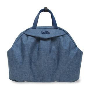 toTs by smarTrike Chic Blue Mélange Changing Bag