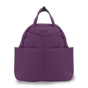 toTs by smarTrike Infinity Purple Changing Bag