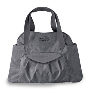 toTs by smarTrike Voyage Dark Grey Mélange Changing Bag
