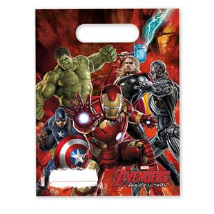 Avengers age of Ultron Party Bags -6 Pack