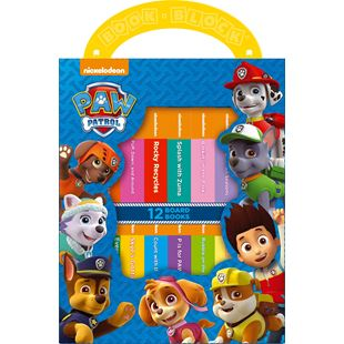 Paw Patrol My First Book Library