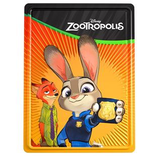 Disney Zootropolis Happy Tin