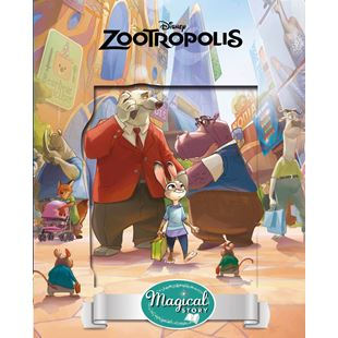 Disney Zootropolis Magical Story