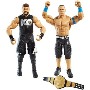 WWE Battle Pack Series 39 John Cena and Kevin Owens Figures
