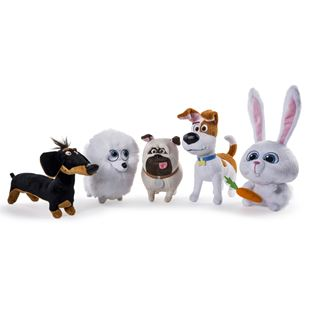 The Secret Life of Pets Plush Buddies - Assortment