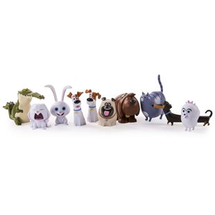 The Secret Life of Pets Mini Figures - Assortment