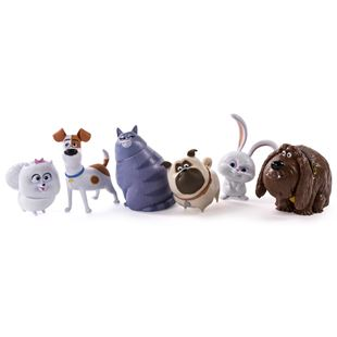 The Secret Life of Pets Poseable Pet Figure - Assortment