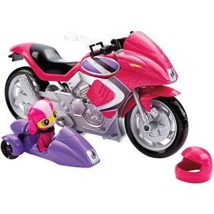 Barbie Secret Agent Motorcycle