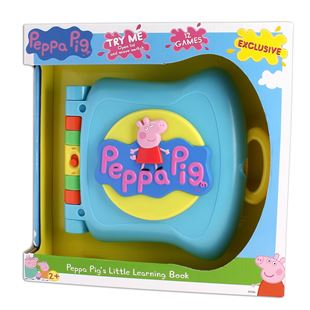 Peppa Pig's Little Learning Book