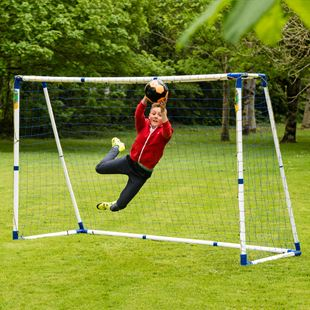 10 x 6ft Pro Football Goal