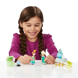 Disney Frozen Little Kingdom Frozen Fever Celebration Set