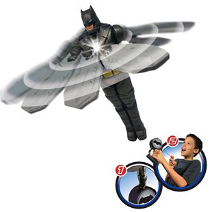 Light-Up Batman with Armour Flying Hero