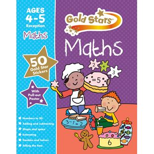 Gold Stars Math- Assortment