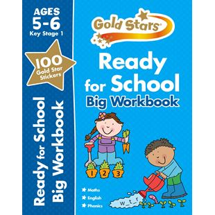 Gold Stars Big Workbook Assortment