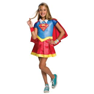 DC Superhero Deluxe Supergirl Large
