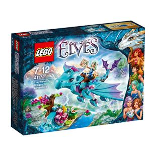 LEGO Elves The Water Dragon Adventure 41172