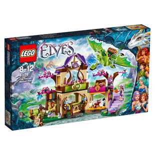 LEGO Elves The Secret Market Place 41176