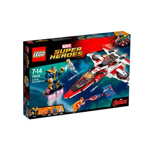 LEGO Marvel Super Heroes Avenjet Space Mission 76049