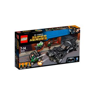 LEGO DC Comics Super Heroes Kryptonite Interception 76045