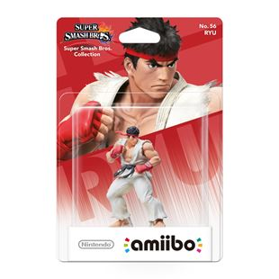 Nintendo amiibo Super Smash Bros series: Ryu