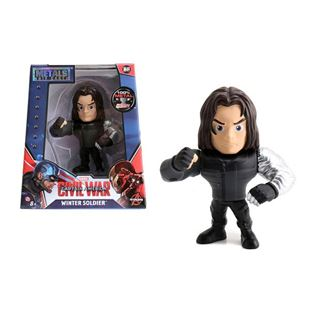 Metals: Marvel Civil War Winter Soldier