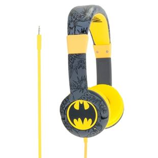 Batman Bat Signal Kids Headphones