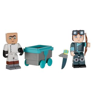 Tube Heroes TDM Diamond Dimension 7cm Figure Pack