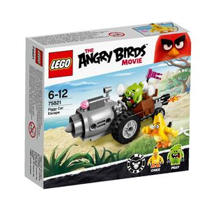 LEGO The Angry Birds Movie Piggy Car Escape 75821