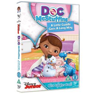Disney Doc McStuffins A little Cuddle Goes A Long Way DVD