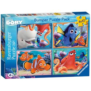 Disney Finding Dory Bumper Puzzle Pack