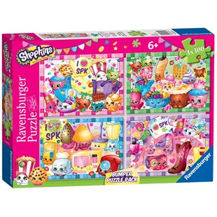Shopkins Bumper Puzzle Pack