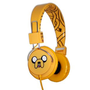 "Adventure Time ""Jake the Dog"" Headphones"