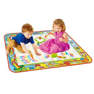 TOMY Super Colour Deluxe Aquadoodle Mat