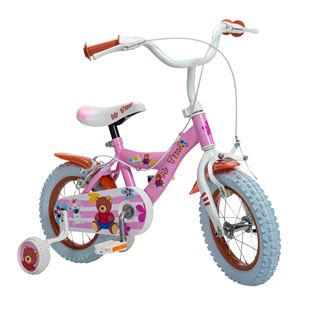 12 Inch My Teddy Bike